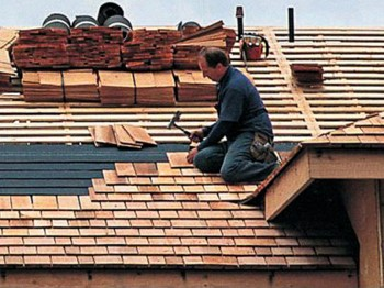 tejas de madera tejuelas de madera